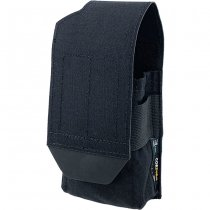 Pitchfork Closed Radio Pouch - Black