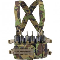 Pitchfork MicroMod SMG Chest Rig Complete Set - SwissCamo