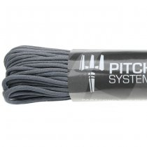 Pitchfork Paracord Type III 550 30m - Dark Grey