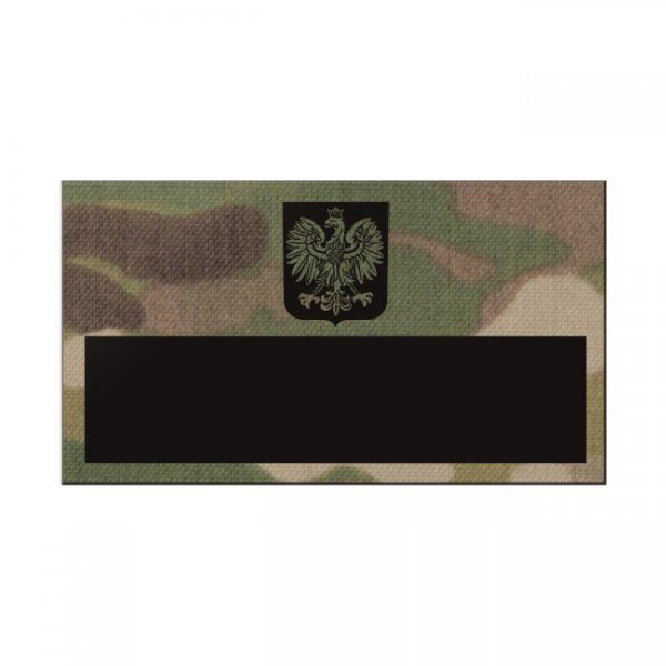 Pitchfork Poland IR Print Patch - Multicam