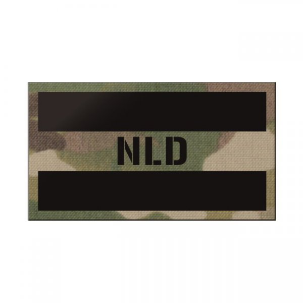 Pitchfork Netherlands IR Print Patch - Multicam