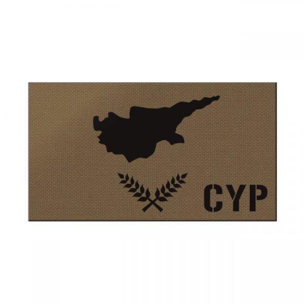 Pitchfork Cyprus IR Print Patch - Coyote