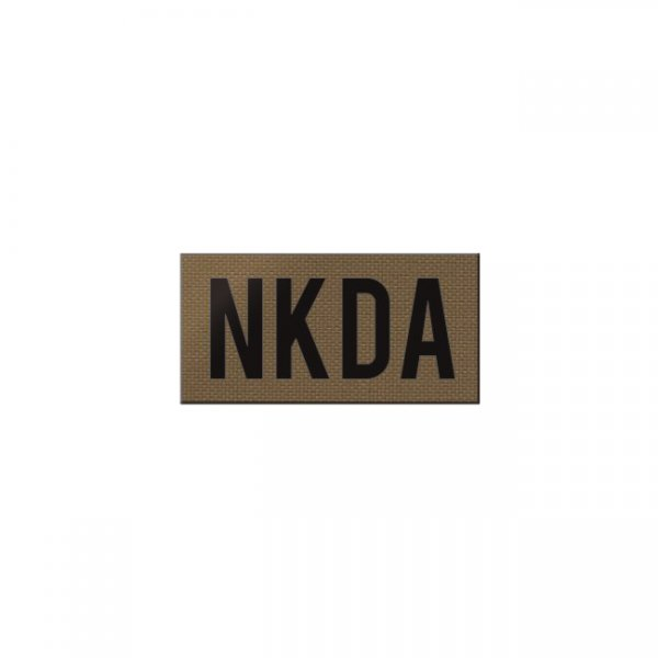 Pitchfork Small NKDA IR Patch - Coyote
