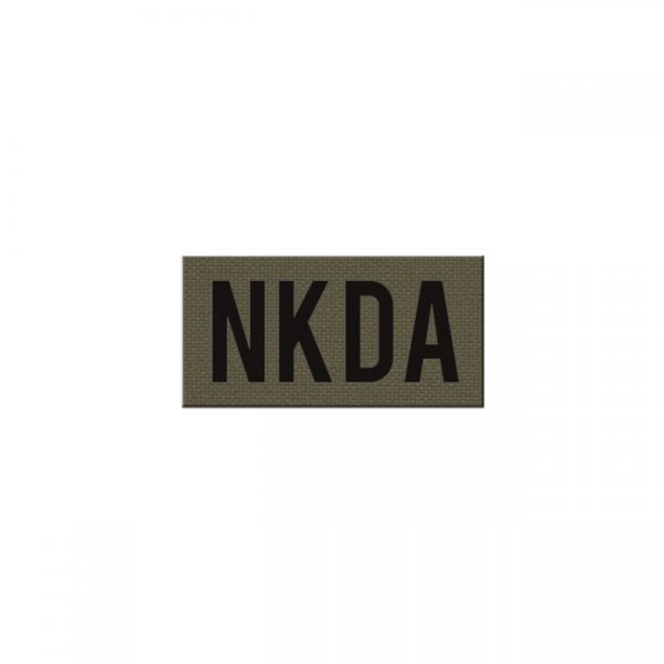 Pitchfork Small NKDA IR Patch - Ranger Green