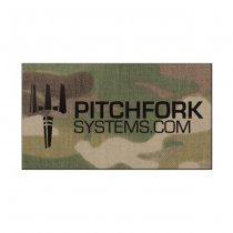 Pitchfork IR Brand Print Patch - Multicam
