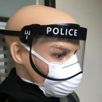 Pitchfork Tactical Face Shield