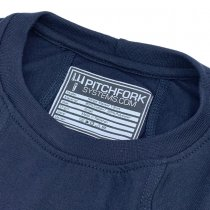 Pitchfork Range Master T-Shirt - Navy - 2XL