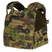 Pitchfork TPC Tactical Plate Carrier Set - SwissCamo - XL