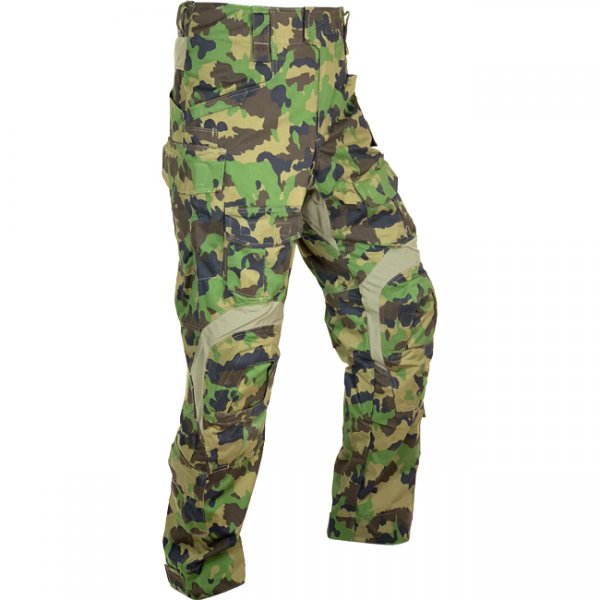 Pitchfork Combat Pants - SwissCamo - L - Long