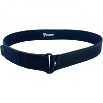 Pitchfork Inner Belt - Black - L
