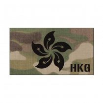 Pitchfork Hongkong IR Print Patch - Multicam