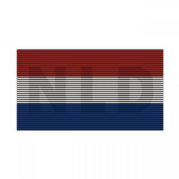 Pitchfork Netherlands IR Dual Patch - Color