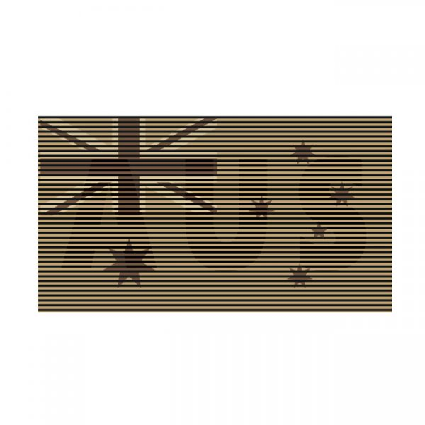 Pitchfork Australia IR Dual Patch - Coyote